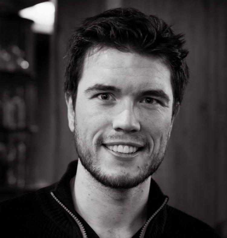 Portræt af Niklas Kongerslev. Billede er taget af Alvin Queen